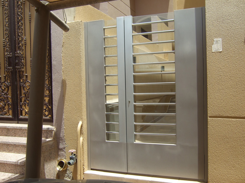 Fences / Gates (Stainless Steel)
