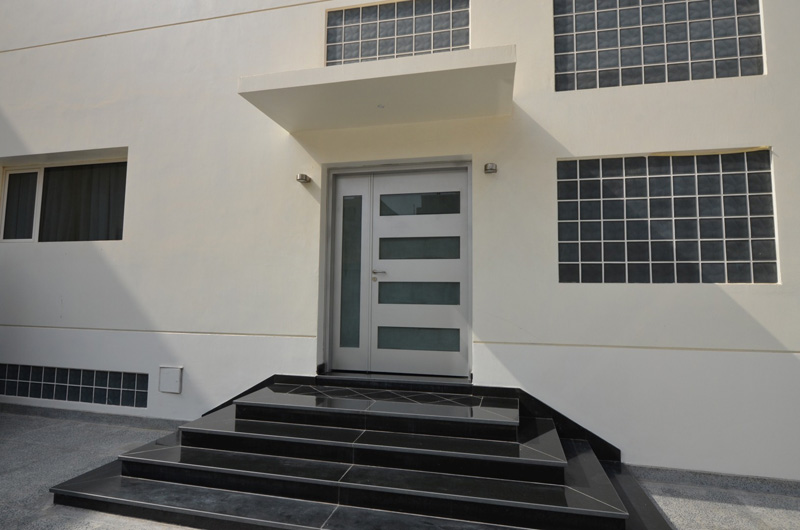 Main Doors (Stainless Steel)