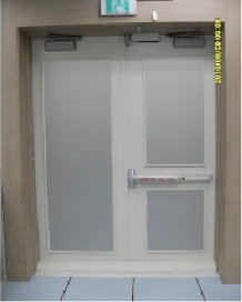 Bullet Resistant Door , Window