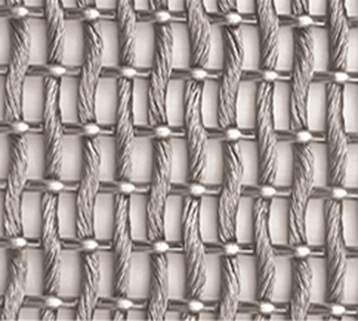 Metal Wire Mesh in Architecture